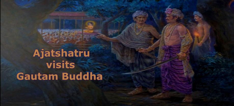 Ajatshatru Buddha