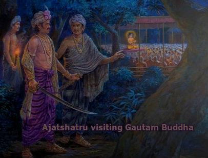 Ajatshatru Gautam Buddha