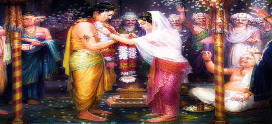 Gautam Buddha Siddarth Yashodhara