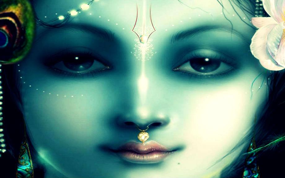 Krishna Radha One Soul1