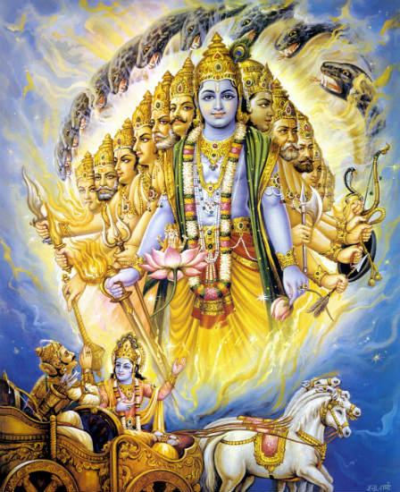 Krishna Vishwaroopa