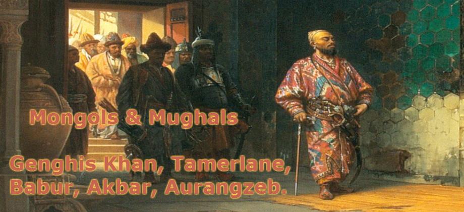 MongolsAndMughals