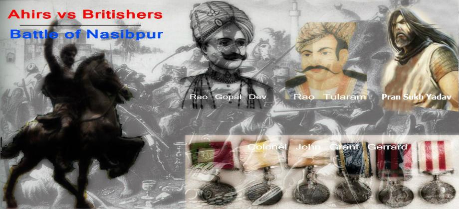 Nasibpur Battle