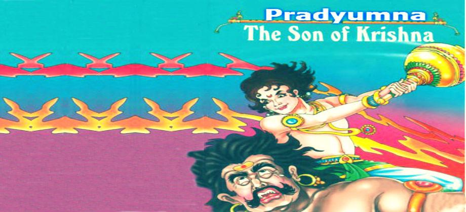 Pradyumna Son Of Krishna
