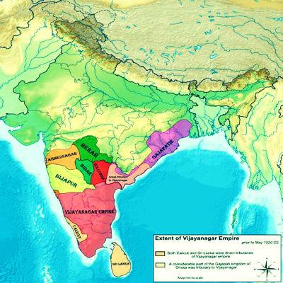 Vijaynagar Empire